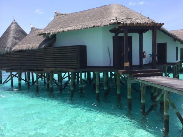 Nosso Chalé em Maldivas