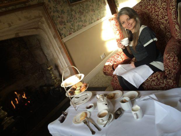 Afternoon Tea - Thornbury Castle Hotel