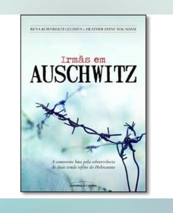 Resenha do livro irmãs em auschwitz