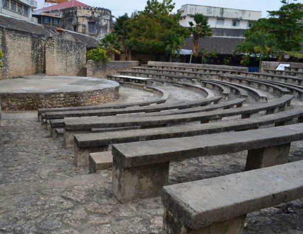 Teatro a céu aberto