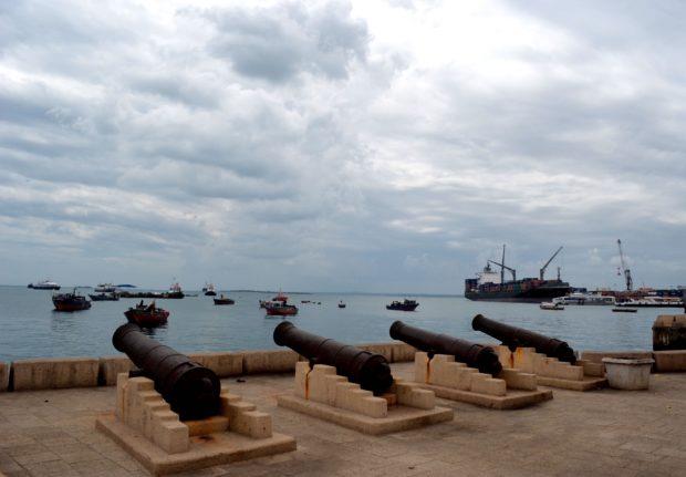 Mar de Zanzibar