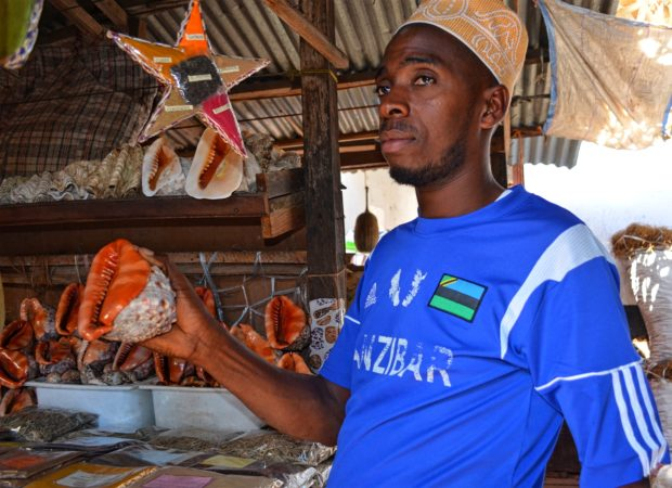 Mercado - Zanzibar
