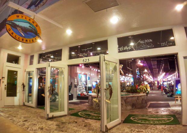 Galeria de Arte em Key West