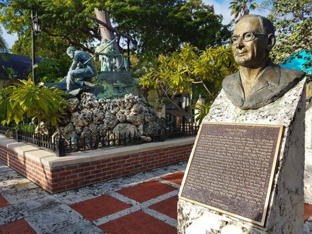 Busto de Harry S. Truman