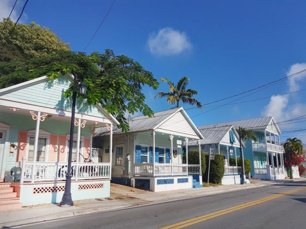 Casinhas em Key West