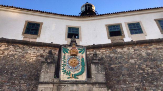 Detalhes do Farol da Barra