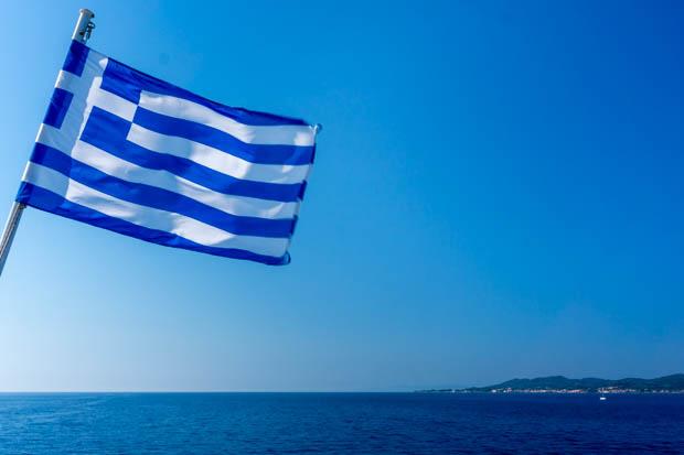 Flag Greece