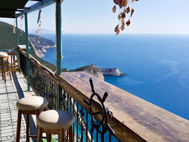 View point nas ilhas jônicas - Grécia