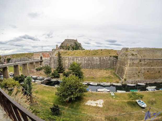 Fortaleza Antiga Corfu